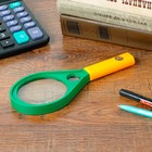 """Magnifier the classic """"Drop"""" with a compass, X5"""