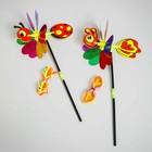 Летний набор 2 предмета: ветерок, детские очки, виды МИКС - фото 105575687