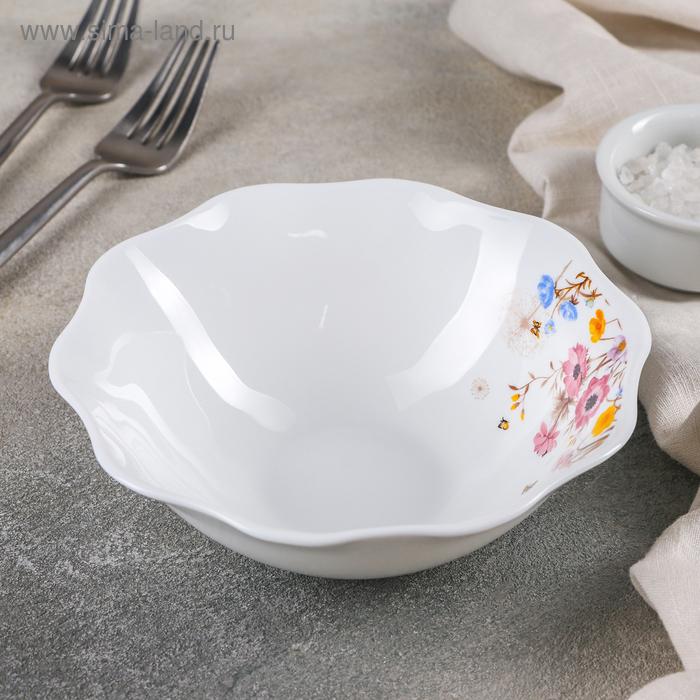 "The bowl ""Summer romance"", 15×5 cm"