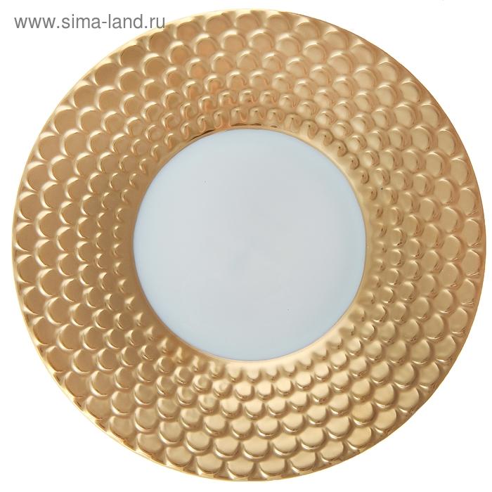 "Блюдце ""Aegean Gold"", диаметр 17 см"