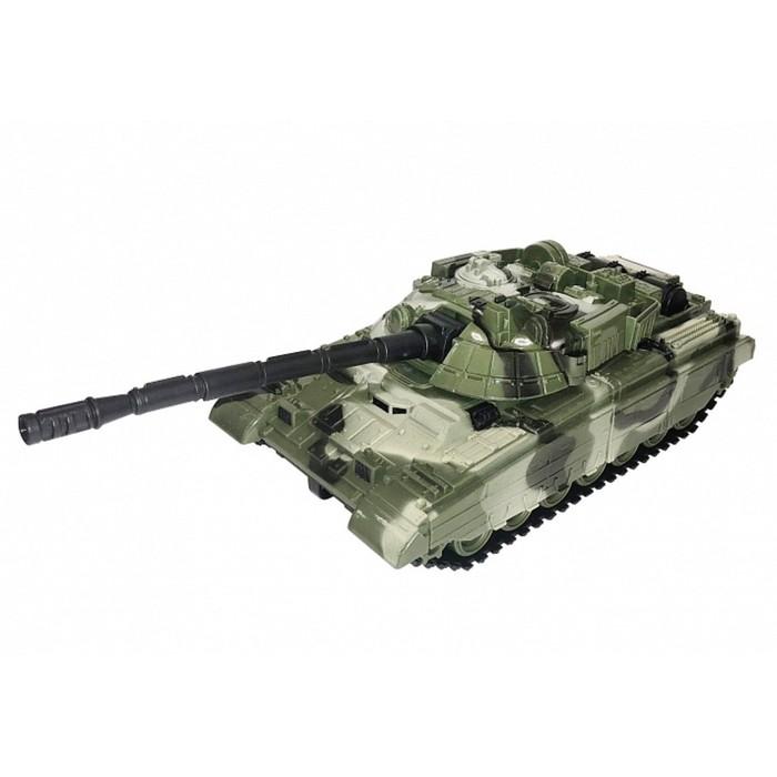 Танк «Барс», цвет камуфляж - фото 105650774