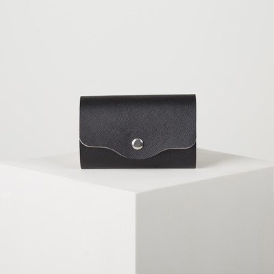"Business card holder, ""prima"", 7*1*10, 12 cardholders black"