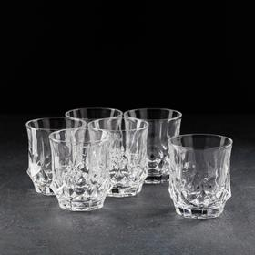 Набор стаканов для виски, 280 мл, 6 шт