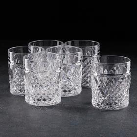 Набор стаканов для виски MEGAN, 320 мл, 6 шт