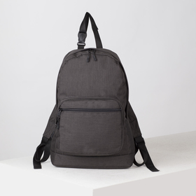 4938/400 The backpack is young, 30 * 14 * 45, separate with a zipper, 2 n / pockets, black