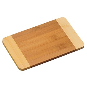 Доска разделочная 23×15×1 см, бамбук