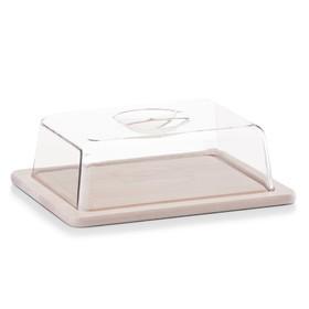 Колпак для хлеба/сыра прямоугольный 25×20×8 см