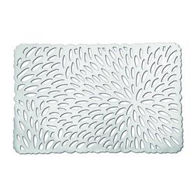 Подставка под горячее, 43.5×28.5 см, серебро