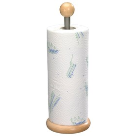Стойка для кухонного полотенца 12×34 см, дерево