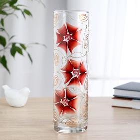 Ваза Flora 'Калейдоскоп' 7,5х26,5 см