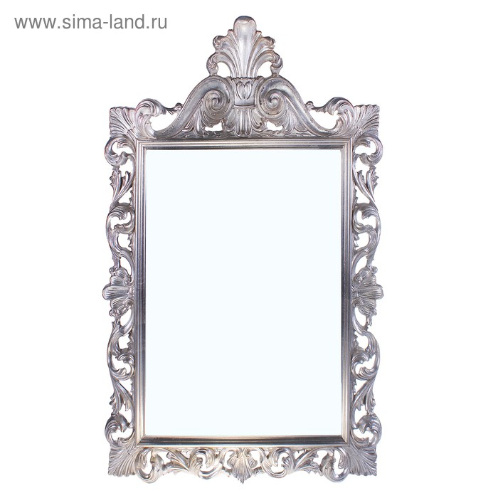 """Зеркало """"Летиция"""", серебро"""