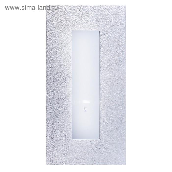 """Зеркало """"Амэндо"""", серебро"""