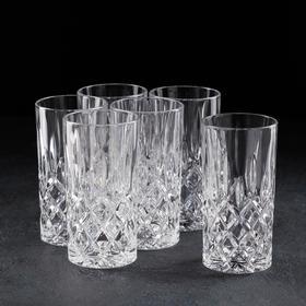 Набор стаканов для воды, 380 мл, 6 шт