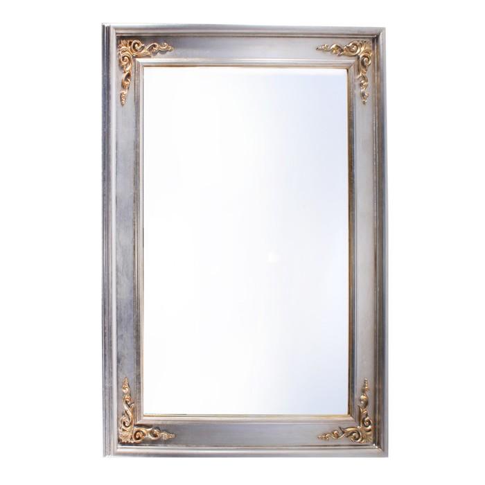 """Зеркало """"Тониа"""", серебро"""