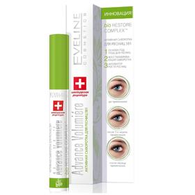 Eyelash Serum 3 in 1 Eveline Advanced Volumiere, Active, 10 ml.