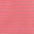 Простыня на резинке Крошка Я «Полоски» цвет белый/красный, 60х120см, сатин - фото 105556696