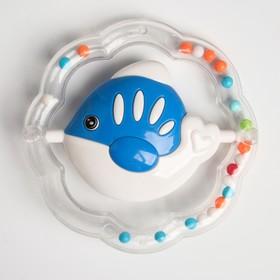 Погремушка «Рыбка в колечке»