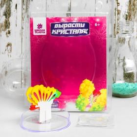 """Набор для выращивания кристалла """"Бабочка"""", в пакете"""