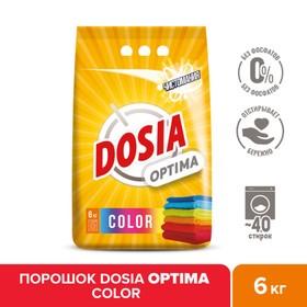 Стиральный порошок Dosia Optima Color, 6 кг