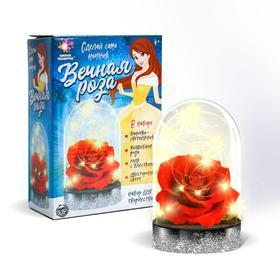 """A set of creative Do-it-herself night light - """"an Eternal rose"""""""