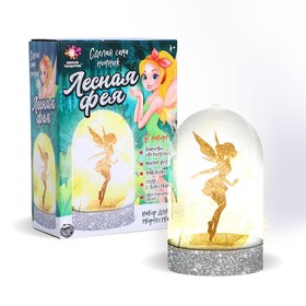 "A set of creative Do it yourself nightlight ""Forest fairy"""