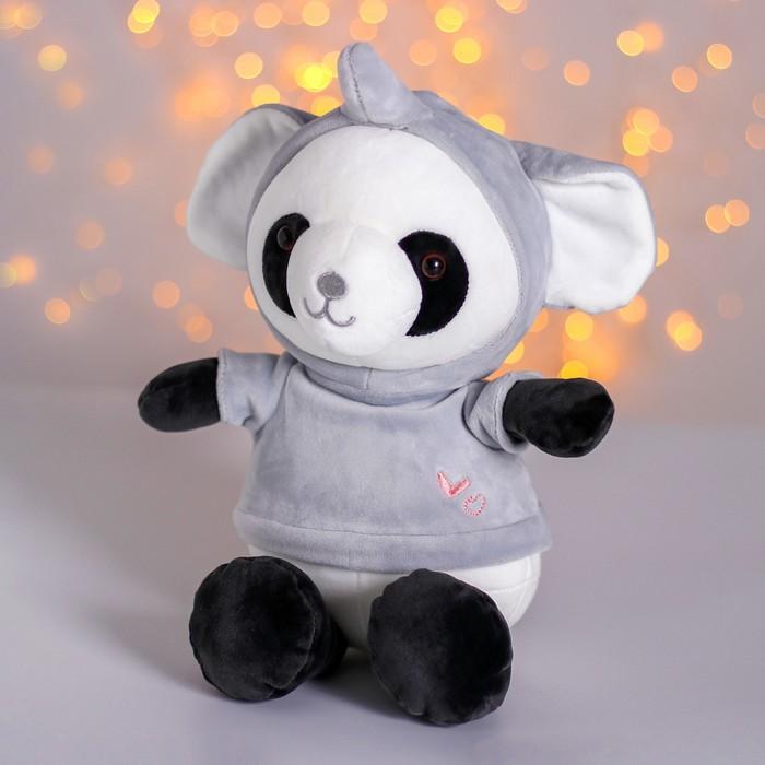 Мягкая игрушка «Панда в костюме», виды МИКС - фото 4470905