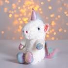 Мягкая игрушка «Единорог с крыльями» - фото 105610236