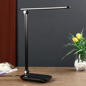 Светильник настольный СТ112 6-10W чёрный
