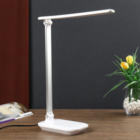 Светильник настольный СТ112 6-10W белый