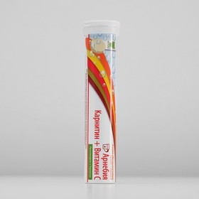 БАД «Арнебия» карнитин и витамин С, 20 таблеток