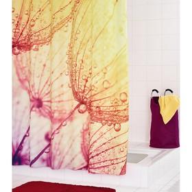 Штора для ванных комнат Alice, 180х200 см