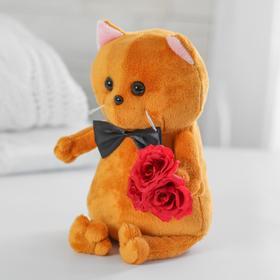 Мягкая игрушка «Кот Бисквит», джентльмен