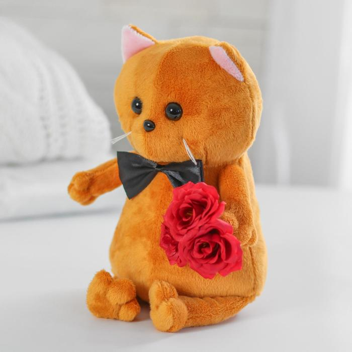 Мягкая игрушка «Кот Бисквит», джентльмен - фото 798473122