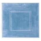 Коврик для ванной комнаты Stadion, цвет голубой, 50х50 см