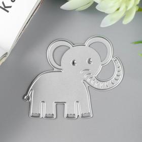 A knife for cutting steel Elephant 5,3x6,3 cm