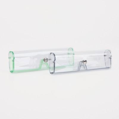 Glasses case Easy 15,5*2,5*4,5, otd on the valve, mix