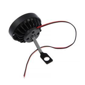 Фара cветодиодная для мототехники, 4 LED, IP67, 10 Вт, направленный свет, набор 2 шт - фото 7416237