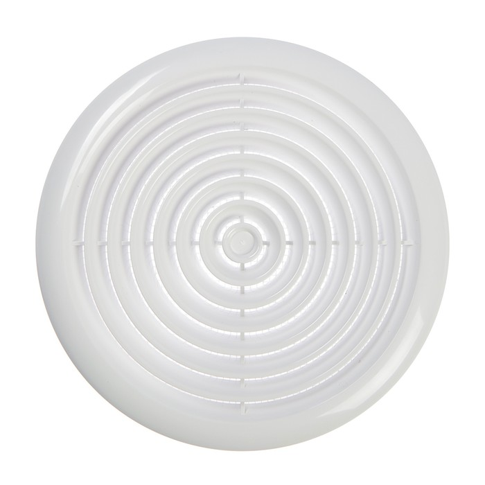 "Диффузор ""РВС"" 150С, d=150 мм, пластик, белый"