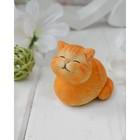 Силиконовая форма для мыла Кошечка апельсинка»