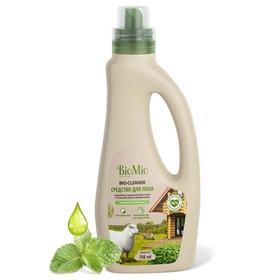 Средство для мытья полов BioMio «Мелисса», концентрат, 750 мл