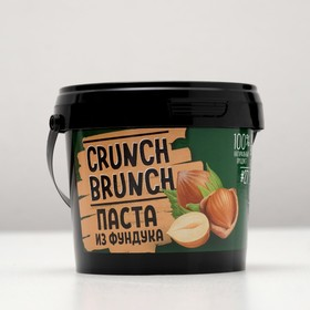 "Ореховая паста ""Crunch-Brunch"" Фундук 300 г"