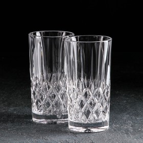 Набор стаканов для воды, 320 мл, 2 шт
