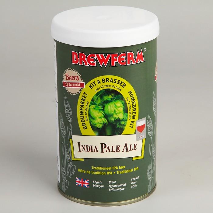 Пивной концентрат Brewferm INDIA PALE ALE 1.5 кг.