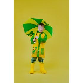 Дождевик детский, Микки Маус, размер S