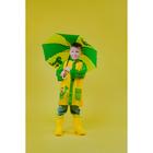 Дождевик детский, Микки Маус, размер L - фото 105568714