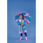 Дождевик детский, Минни Маус, размер S - фото 105568720