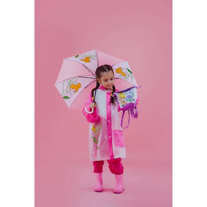 Дождевик детский, Феи, размер M - фото 798478181