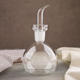 Бутыль для соусов и масла «Пронто», 500 мл, 10,5×20 см
