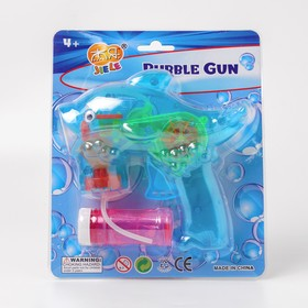 Bubbles U027602Y 40 ml, with a gun on the sheet MIX