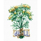 Набор для вышивания «Пряные травы. Укроп»